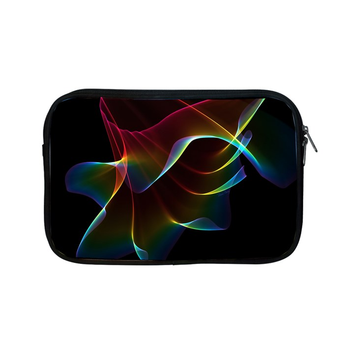 Imagine, Through The Abstract Rainbow Veil Apple iPad Mini Zippered Sleeve