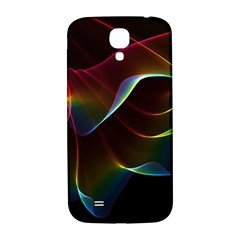 Imagine, Through The Abstract Rainbow Veil Samsung Galaxy S4 I9500/i9505  Hardshell Back Case by DianeClancy