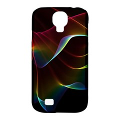 Imagine, Through The Abstract Rainbow Veil Samsung Galaxy S4 Classic Hardshell Case (pc+silicone) by DianeClancy