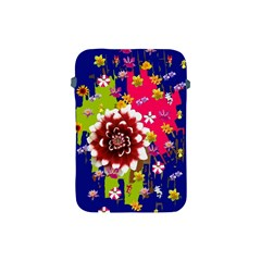 Flower Bunch Apple Ipad Mini Protective Sleeve by Rbrendes