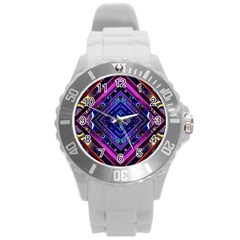 Galaxy Plastic Sport Watch (large) by Rbrendes