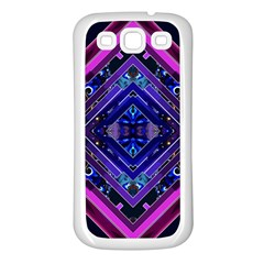 Galaxy Samsung Galaxy S3 Back Case (white) by Rbrendes