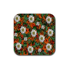 Flowers Drink Coaster (Square) by Rbrendes