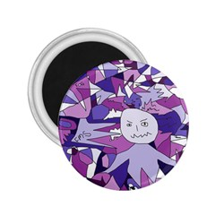 Fms Confusion 2 25  Button Magnet by FunWithFibro