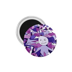 Fms Confusion 1 75  Button Magnet by FunWithFibro