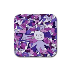 Fms Confusion Drink Coasters 4 Pack (square) by FunWithFibro