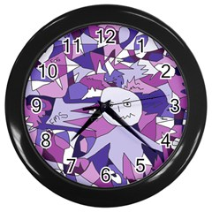 Fms Confusion Wall Clock (black) by FunWithFibro