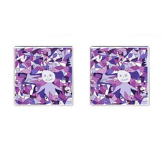 Fms Confusion Cufflinks (square) by FunWithFibro