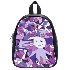 Fms Confusion School Bag (small) by FunWithFibro