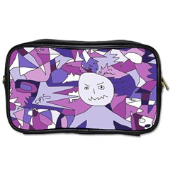 Fms Confusion Travel Toiletry Bag (two Sides) by FunWithFibro