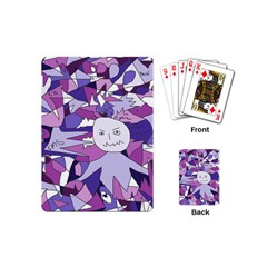 Fms Confusion Playing Cards (mini) by FunWithFibro