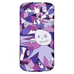 Fms Confusion Samsung Galaxy S3 S Iii Classic Hardshell Back Case by FunWithFibro