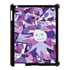 Fms Confusion Apple Ipad 3/4 Case (black) by FunWithFibro