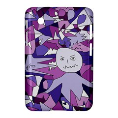 Fms Confusion Samsung Galaxy Tab 2 (7 ) P3100 Hardshell Case  by FunWithFibro