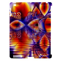 Winter Crystal Palace, Abstract Cosmic Dream Apple Ipad 3/4 Hardshell Case (compatible With Smart Cover) by DianeClancy