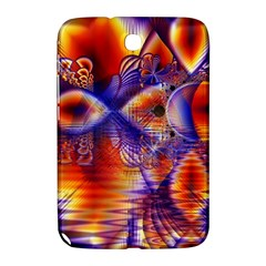 Winter Crystal Palace, Abstract Cosmic Dream Samsung Galaxy Note 8 0 N5100 Hardshell Case  by DianeClancy