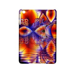 Winter Crystal Palace, Abstract Cosmic Dream Apple Ipad Mini 2 Hardshell Case by DianeClancy
