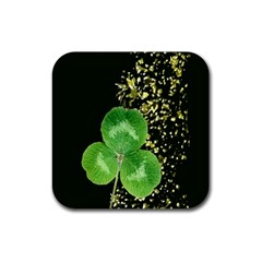 Clover Drink Coasters 4 Pack (square)