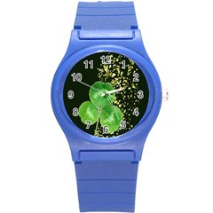 Clover Plastic Sport Watch (small) by Rbrendes