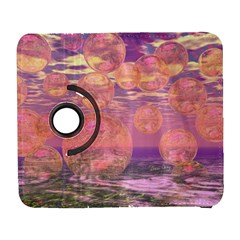 Glorious Skies, Abstract Pink And Yellow Dream Samsung Galaxy S  Iii Flip 360 Case by DianeClancy