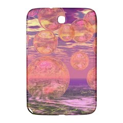 Glorious Skies, Abstract Pink And Yellow Dream Samsung Galaxy Note 8 0 N5100 Hardshell Case  by DianeClancy