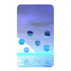 Moonlight Wonder, Abstract Journey To The Unknown Memory Card Reader (rectangular) by DianeClancy