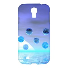 Moonlight Wonder, Abstract Journey To The Unknown Samsung Galaxy S4 I9500/i9505 Hardshell Case by DianeClancy