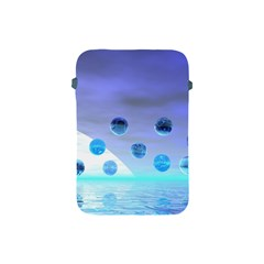 Moonlight Wonder, Abstract Journey To The Unknown Apple Ipad Mini Protective Sleeve by DianeClancy