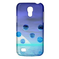 Moonlight Wonder, Abstract Journey To The Unknown Samsung Galaxy S4 Mini (gt I9190) Hardshell Case  by DianeClancy