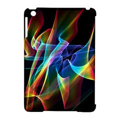 Aurora Ribbons, Abstract Rainbow Veils  Apple Ipad Mini Hardshell Case (compatible With Smart Cover) by DianeClancy