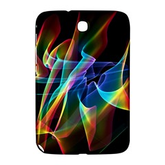 Aurora Ribbons, Abstract Rainbow Veils  Samsung Galaxy Note 8 0 N5100 Hardshell Case  by DianeClancy