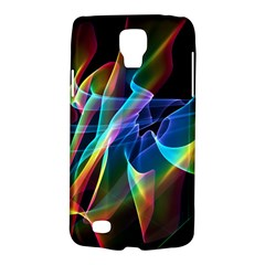 Aurora Ribbons, Abstract Rainbow Veils  Samsung Galaxy S4 Active (i9295) Hardshell Case by DianeClancy
