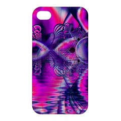 Rose Crystal Palace, Abstract Love Dream  Apple Iphone 4/4s Hardshell Case by DianeClancy