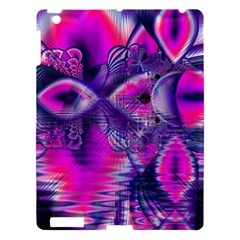 Rose Crystal Palace, Abstract Love Dream  Apple Ipad 3/4 Hardshell Case by DianeClancy