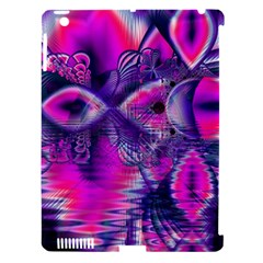 Rose Crystal Palace, Abstract Love Dream  Apple Ipad 3/4 Hardshell Case (compatible With Smart Cover) by DianeClancy