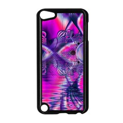 Rose Crystal Palace, Abstract Love Dream  Apple iPod Touch 5 Case (Black) by DianeClancy