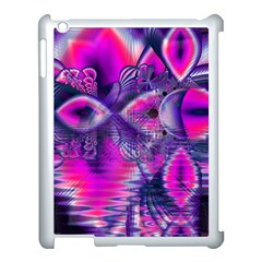 Rose Crystal Palace, Abstract Love Dream  Apple Ipad 3/4 Case (white) by DianeClancy