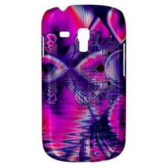Rose Crystal Palace, Abstract Love Dream  Samsung Galaxy S3 Mini I8190 Hardshell Case by DianeClancy