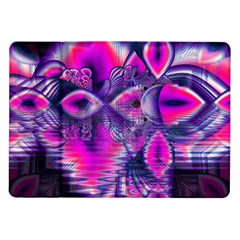 Rose Crystal Palace, Abstract Love Dream  Samsung Galaxy Tab 10 1  P7500 Flip Case by DianeClancy