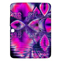 Rose Crystal Palace, Abstract Love Dream  Samsung Galaxy Tab 3 (10 1 ) P5200 Hardshell Case  by DianeClancy