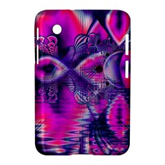 Rose Crystal Palace, Abstract Love Dream  Samsung Galaxy Tab 2 (7 ) P3100 Hardshell Case  by DianeClancy