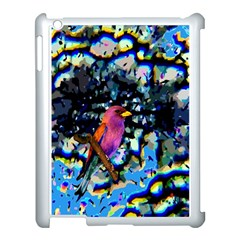 Bird Apple Ipad 3/4 Case (white) by Rbrendes