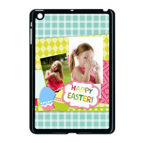 Easter By Easter   Apple Ipad Mini Case (black)   30bff4tipb4z   Www Artscow Com Front