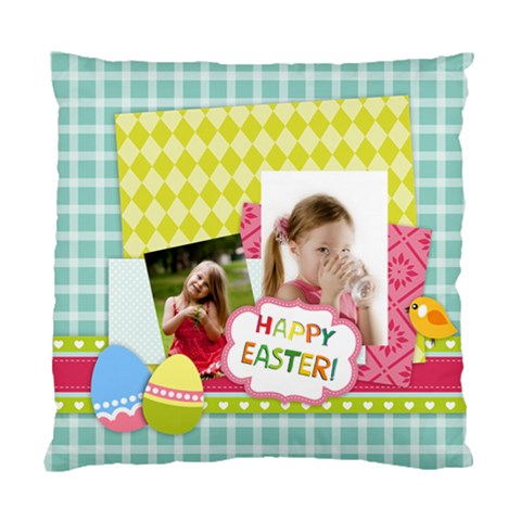 Easter By Easter   Standard Cushion Case (one Side)   Xn61dwti8zu5   Www Artscow Com Front