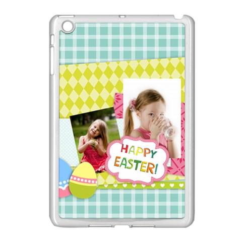 Easter By Easter   Apple Ipad Mini Case (white)   Asor8x8opokq   Www Artscow Com Front