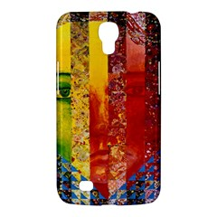 Conundrum I, Abstract Rainbow Woman Goddess  Samsung Galaxy Mega 6 3  I9200 Hardshell Case by DianeClancy