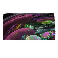 Creation Of The Rainbow Galaxy, Abstract Pencil Case