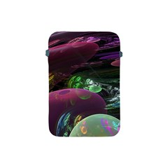 Creation Of The Rainbow Galaxy, Abstract Apple Ipad Mini Protective Sleeve by DianeClancy