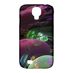 Creation Of The Rainbow Galaxy, Abstract Samsung Galaxy S4 Classic Hardshell Case (pc+silicone) by DianeClancy