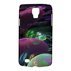 Creation Of The Rainbow Galaxy, Abstract Samsung Galaxy S4 Active (i9295) Hardshell Case by DianeClancy